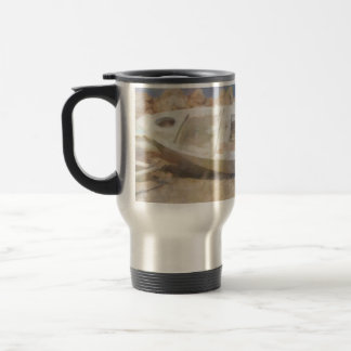 Time Will Tell 15 Oz Stainless Steel Travel Mug