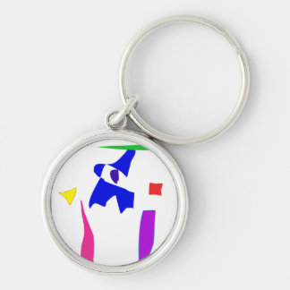 Time Will Tell Keychain