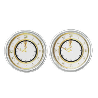 Time with in Time Cufflinks
