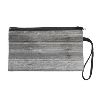 Time-Worn (weathered) Wooden Wall Wristlet