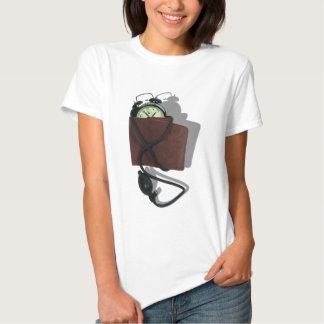TimeIsStress041109shadows Shirts