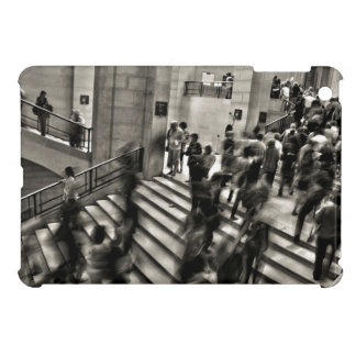 Timelapse Themed,  Time Lapse In Louvre Museum Sho iPad Mini Cases