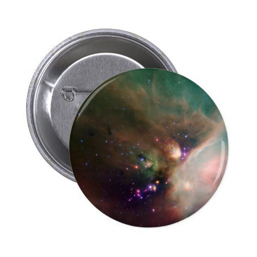 Timeless Beauty 2 Inch Round Button