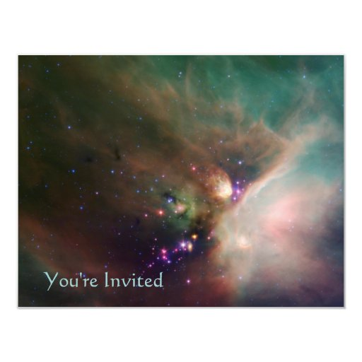 Timeless Beauty 4.25x5.5 Paper Invitation Card