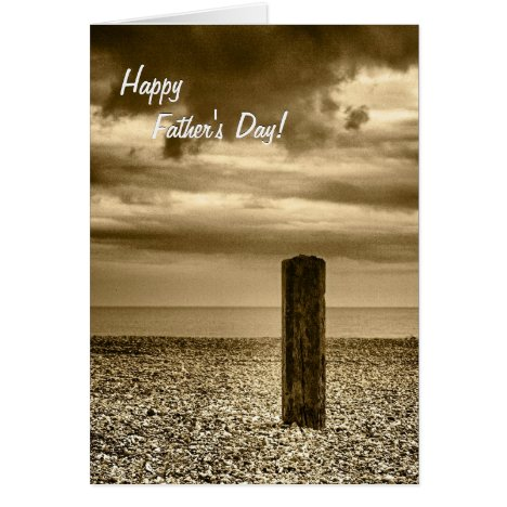 Timeless - Father's Day fine art Cycling Card