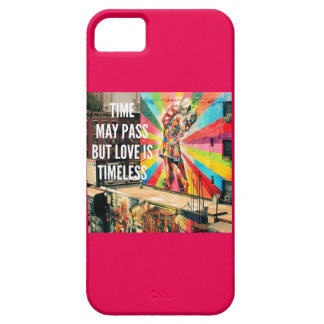 Timeless love iPhone SE/5/5s case