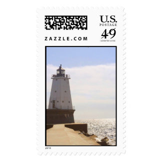 Timeless Path Postage Stamps