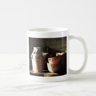 Timeless Pottery Coffee Mug