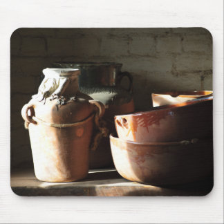 Timeless Pottery Mouse Pad