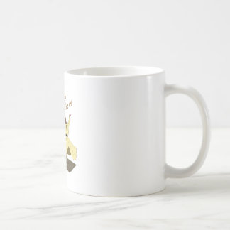 Timeless Wisdom Classic White Coffee Mug