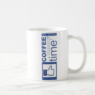 Timeline Coffee Mug