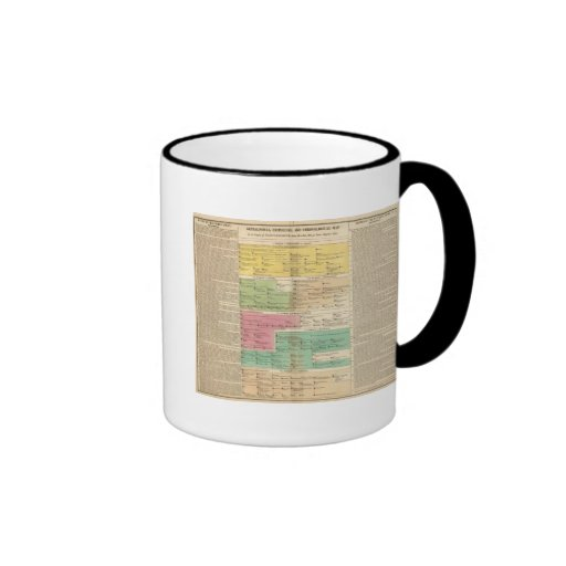 Timeline Empire of Constantiople Royal Families Coffee Mugs