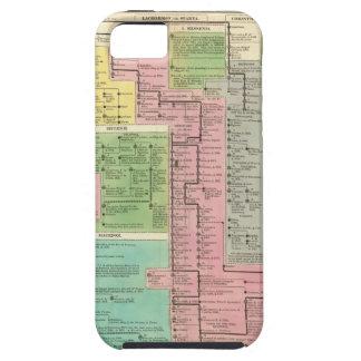 Timeline Kingdoms of Greece iPhone SE/5/5s Case