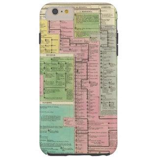 Timeline Kingdoms of Greece Tough iPhone 6 Plus Case