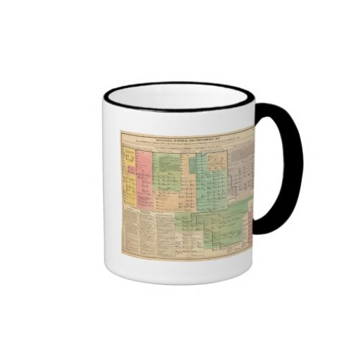 Timeline of the Anglo Saxons from 455 to 1066 Mugs