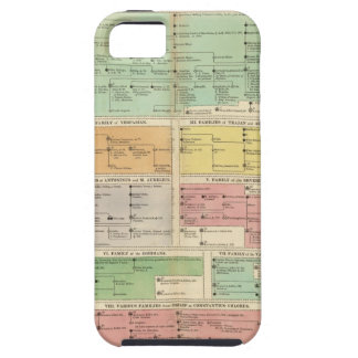 Timeline Roman Empire Events iPhone SE/5/5s Case