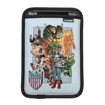 Timely Comics Marvel Heroes Graphic iPad Mini Sleeve