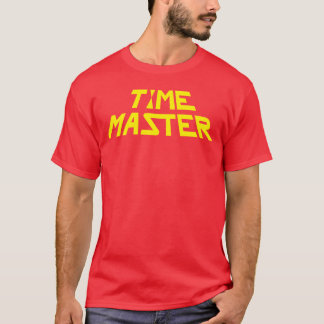 TIMEMASTER shirt