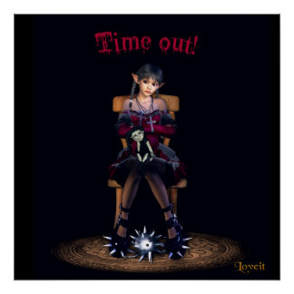 Timeout! Poster