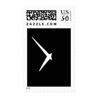 Timepiece by Leslie Peppers Postage