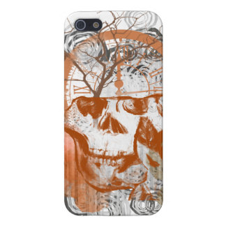 TimePiece Skull Design. iPhone SE/5/5s Case
