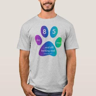 timepodz dog years - 85 (18th birthday) 18 years T-Shirt