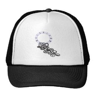 TimeRunning070209 Trucker Hat