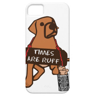 Times Are Ruff iPhone 5 Covers