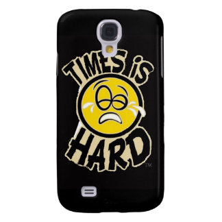 Times Is Hard iPhone 3G/3GS Case