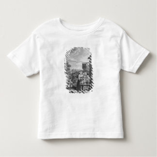 Times of the Day, Evening, 1738 Toddler T-shirt