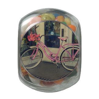 Times Past Glass Jars