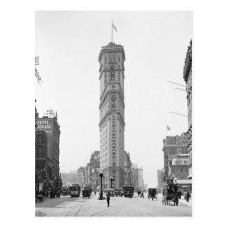 Times Square, 1908 Postales