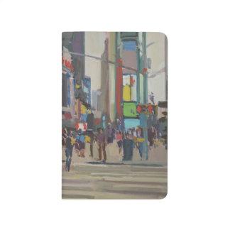 Times Square 2012 Cuadernos Grapados