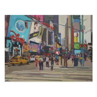Times Square 2012 Postcard