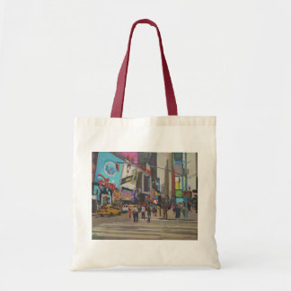Times Square 2012 Tote Bag
