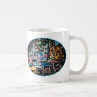 Times Square Billboards Mug