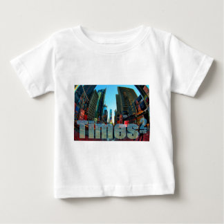Times Square Broadway New York City, New York Baby T-Shirt