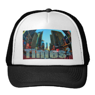 Times Square Broadway New York City, New York Trucker Hat