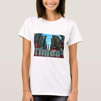 Times Square Broadway New York City, New York T-Shirt