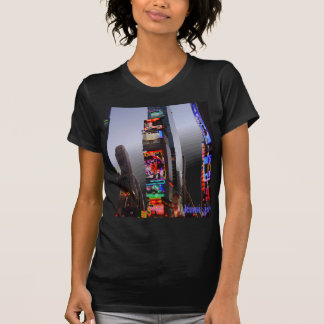 times square by kasi jo t-shirt