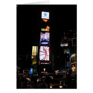 Times Square Cards