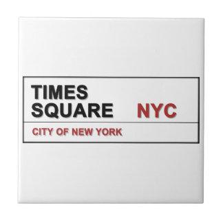 Times Square de New York City Azulejos Ceramicos