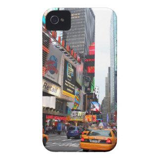Times Square de New York City Case-Mate iPhone 4 Fundas