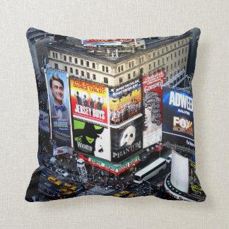 Times Square de NYC Cojin