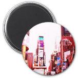Times Square Fridge Magnet