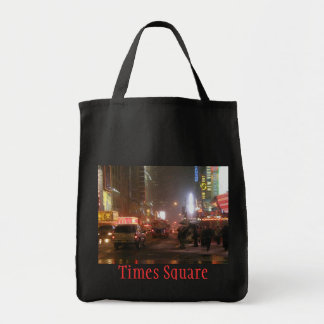 Times Square Grocery Tote