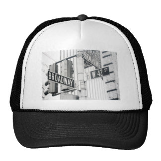 Times Square Hat