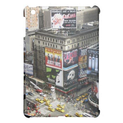 Times Square iPad Mini Coberturas