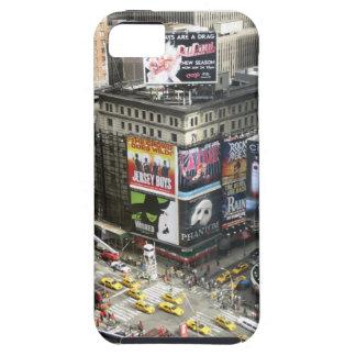 Times Square iPhone 5 Funda