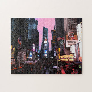 Times Square Jigsaw Puzzles